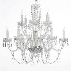 Gallery Venetian Style 12-Light Chandelier