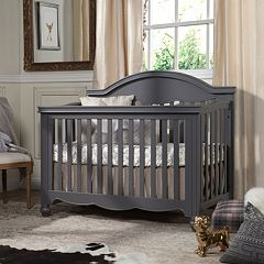 Million Dollar Baby Classic Etienne 4-in-1 Convertible Crib by