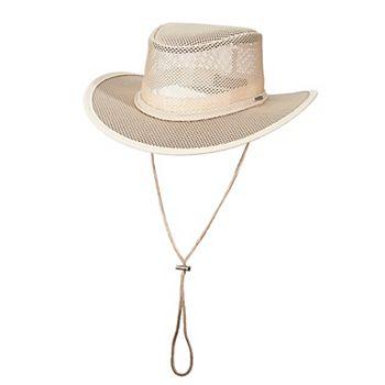 bc9dbca349e Stetson Mesh Safari Hat - Men