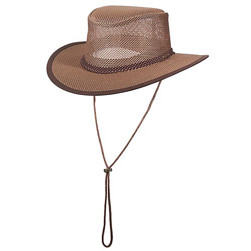 wholesale dealer 8eec3 87447 Stetson Mesh Safari Hat - Men