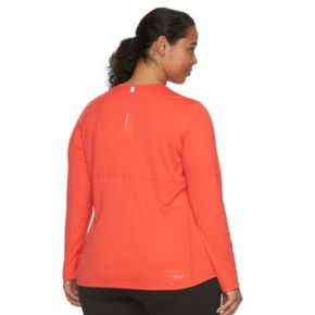 Plus Size Nike EXT Miler Dri-FIT Running Tee