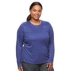 Plus Size Nike EXT Miler Dri-FIT Running Tee