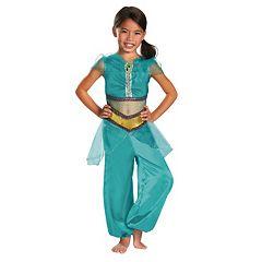 Disney Princess Jasmine Sparkle Costume - Girls 4-8