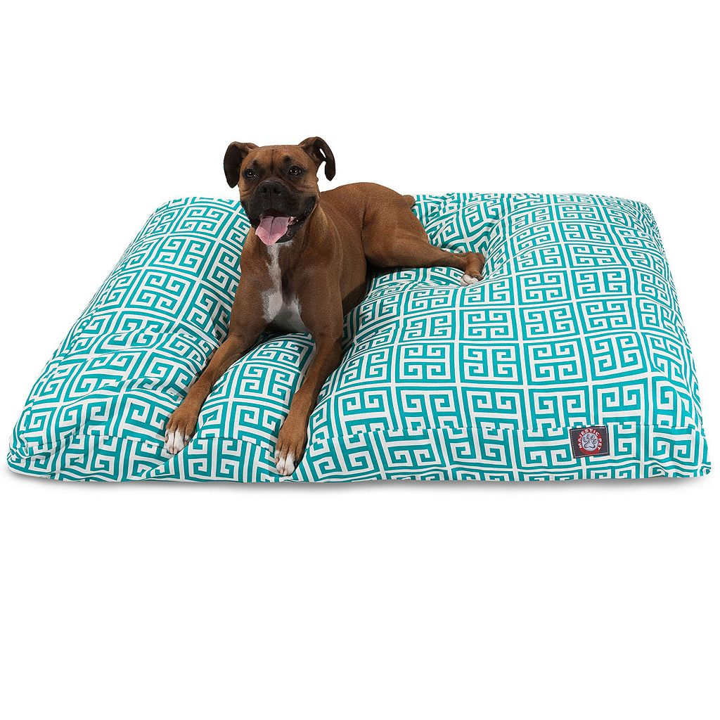 Majestic Pet Towers Indoor Outdoor Rectangle Dog Bed