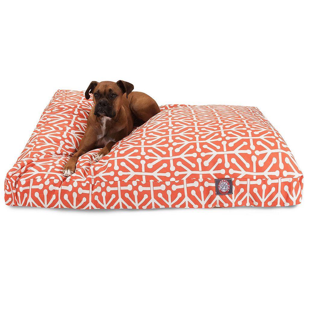 Majestic Pet Aruba Indoor Outdoor Rectangle Dog Bed