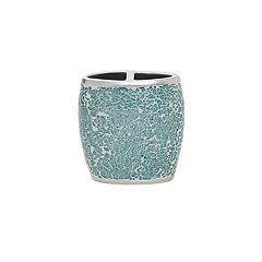 Zenna Home Number 9 Floral Toothbrush Holder