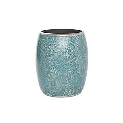 Zenna Home Number 9 Floral Wastebasket