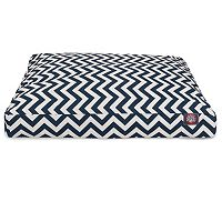Majestic Pet Chevron Indoor Outdoor Rectangle Dog Bed