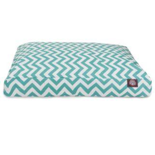 Majestic Pet Chevron Indoor Outdoor Rectangle Dog Bed