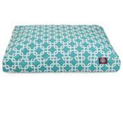 Majestic Pet Links Indoor Outdoor Rectangle Dog Bed