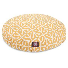 Majestic Pet Aruba Indoor Outdoor Round Dog Bed