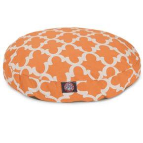 Majestic Pet Trellis Indoor Outdoor Round Dog Bed