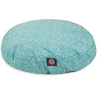 Majestic Pet Indoor Outdoor Round Dog Bed