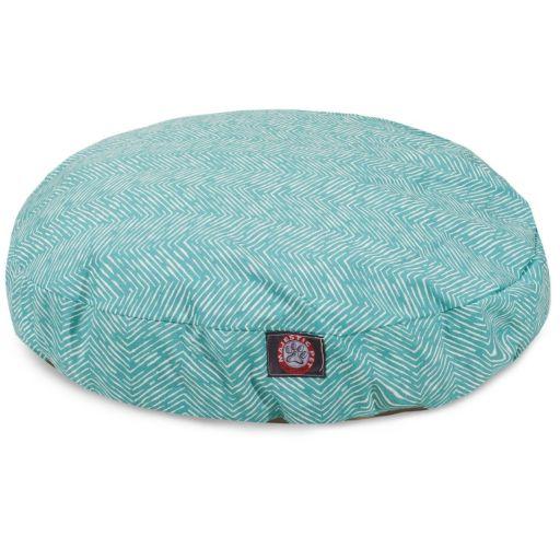 Majestic Pet Indoor Outdoor Round Dog Bed