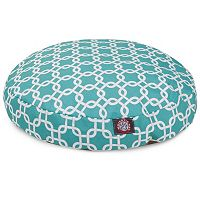Majestic Pet Links Indoor Outdoor Round Dog Bed