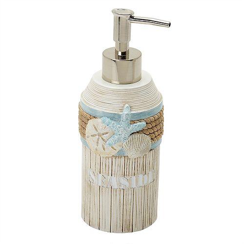 Zenna Home Seaside Serenity Lotion Pump