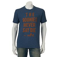 Men's The Goonies Never Say Die Tee