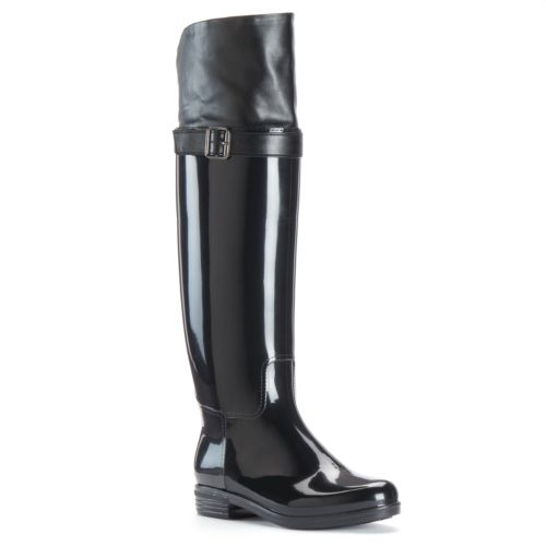 Tootsi Over-the-Knee Women's Water Resistant Rain Boots