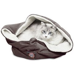 Majestic Pet Wales Burrow Cat Bed