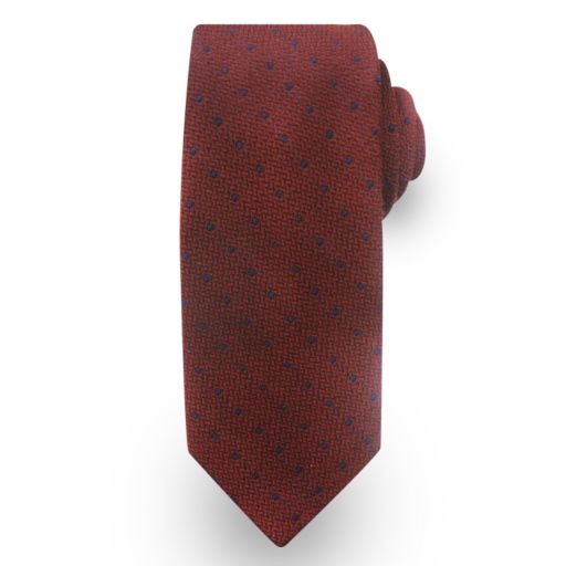Haggar Dot Wool-Blend Tie - Men