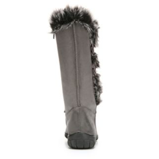 NaturalSoul by naturalizer Resume Women's Faux-Fur Trimmed Boots