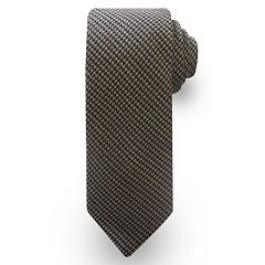 Haggar Houndstooth Wool-Blend Tie - Men