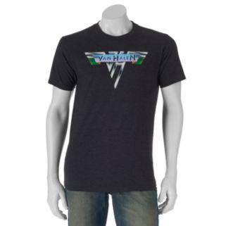 Men's Van Halen Vintage 1978 Band Tee