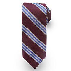 Haggar Striped Wool-Blend Tie - Men