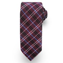 Haggar Plaid Wool-Blend Tie - Men