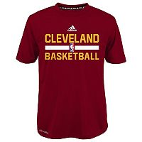 Boys 4-7 adidas Cleveland Cavaliers Practice climalite Tee