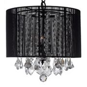 Gallery Swag 3-Light Chandelier