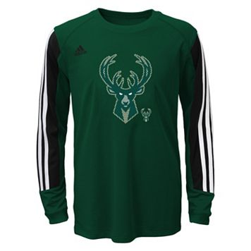 Boys 4-7 adidas Milwaukee Bucks Prestige climalite Tee