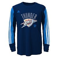 Boys 4-7 adidas Oklahoma City Thunder Prestige climalite Tee