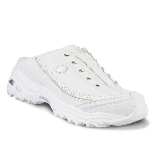 Skechers D'Lites Bright Sky Women's Slip-On Clog Sneakers