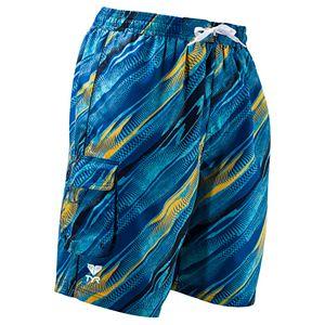 6a9a1151fa Men's TYR Paint-Striped Swim Trunks