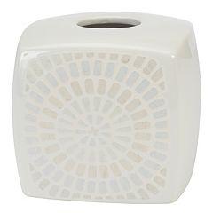 Creative Bath Capri Tissue Box Cover