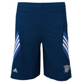 Boys 4-7 adidas Oklahoma City Thunder Prestige Shorts
