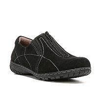NaturalSoul by naturalizer Richee Women's Zip-Front Casual Shoes