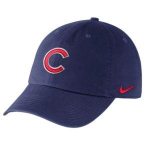 Adult Nike Chicago Cubs Heritage86 Dri-FIT Stadium Cap