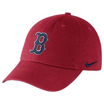 Adult Nike Boston Red Sox Heritage86 Dri-FIT Stadium Cap