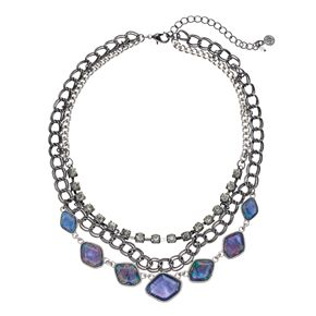 Simply Vera Vera Wang Multistrand Necklace