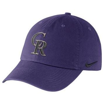Adult Nike Colorado Rockies Heritage86 Dri-FIT Stadium Cap