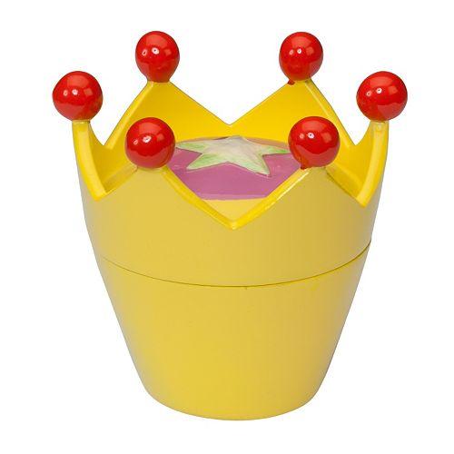 Creative Bath Faerie Princesses Covered Jar