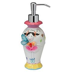 Creative Bath Faerie Princesses Lotion Pump