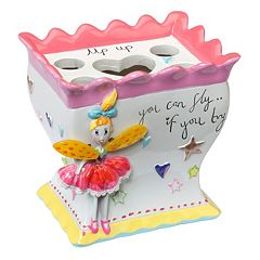 Creative Bath Faerie Princesses Toothbrush Holder