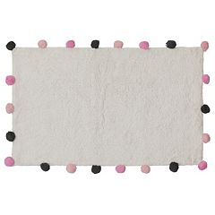 Creative Bath Faerie Princesses Bath Rug