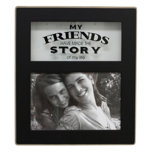 Fetco Home Decor ''The Story Of My Life'' 4'' x 6'' Frame