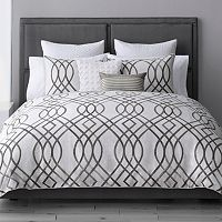 Simply Vera Vera Wang Watercolor Reflection 3-pc. Duvet Cover Set
