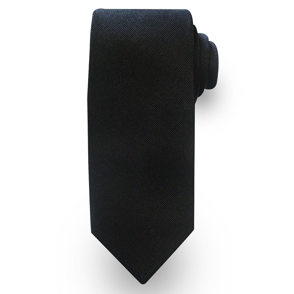 Haggar Solid Woven Tie - Men