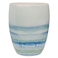 Kathy Davis Splash Wastebasket